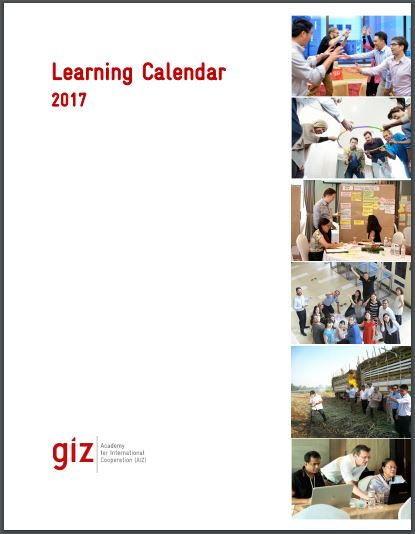 AIZ BKK Learning Calendar 2017