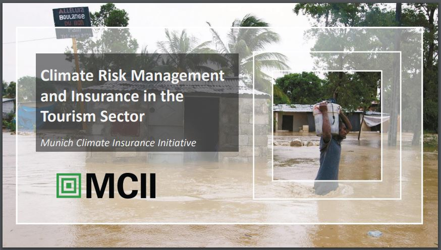 Climate Risk Management Insurance in Tourism sector