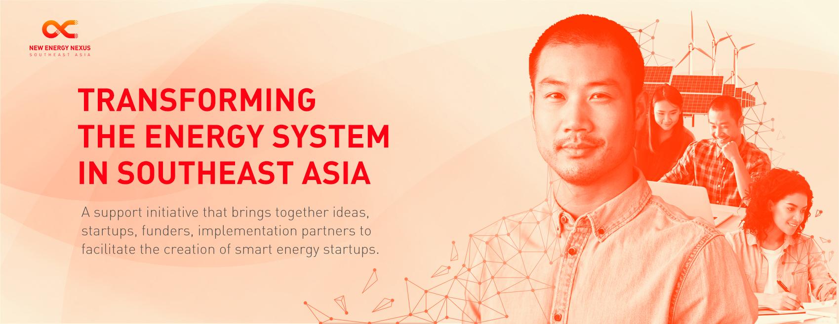 New Energy Nexus Southeast Asia (Nexus SEA)
