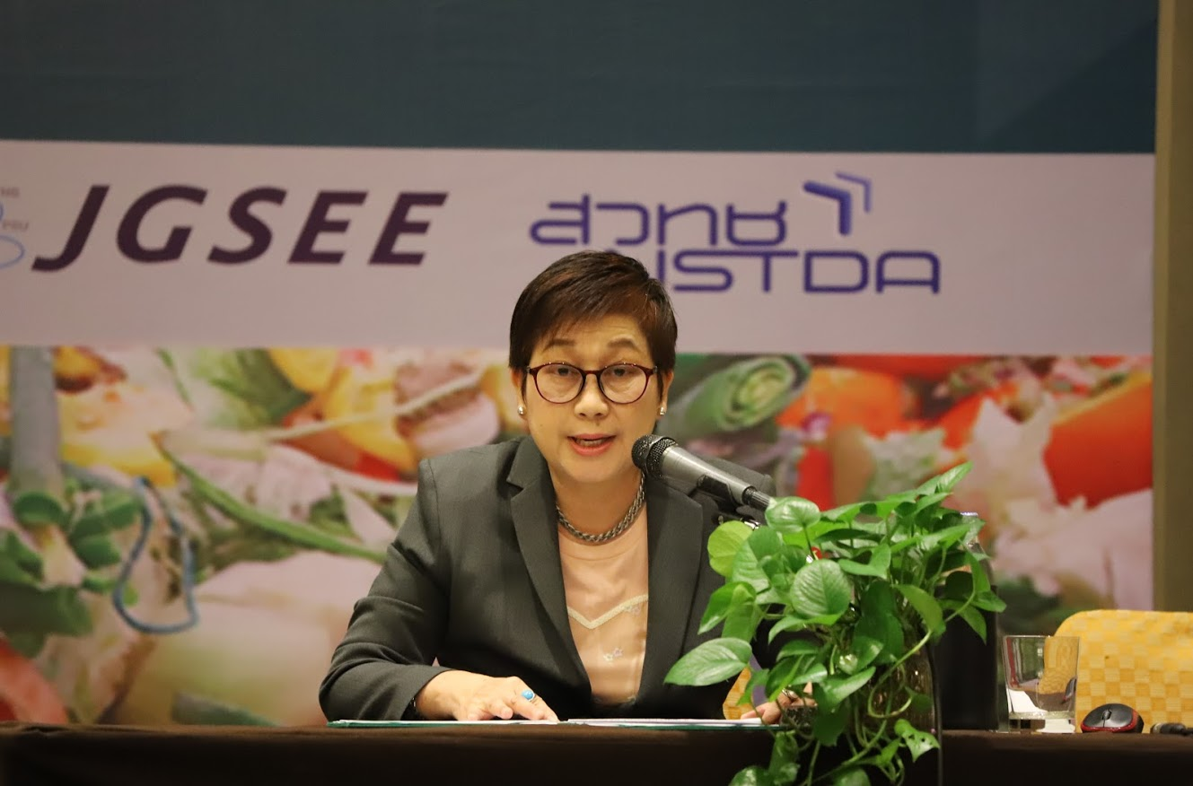 Ms. Suwanna Tiensuwan, Deputy Director-General of the Pollution Control Department (PCD)