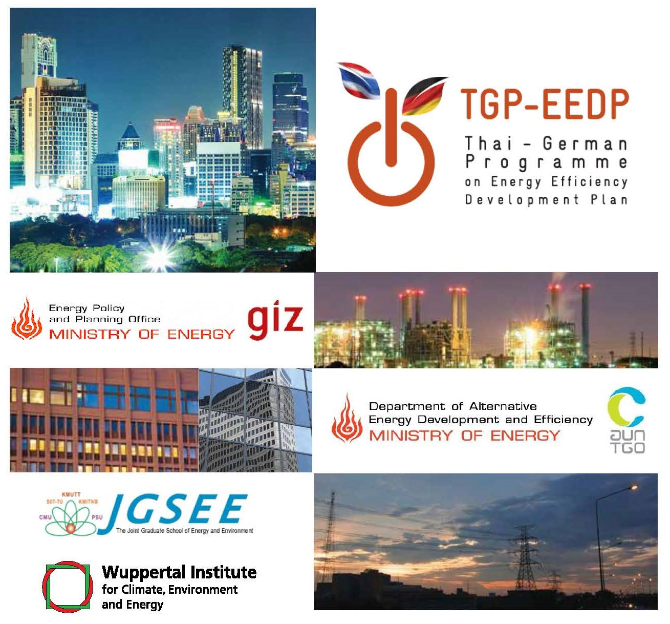 Thai-German Programme on Energy Efficiency Development Plan (TGP-EEDP)