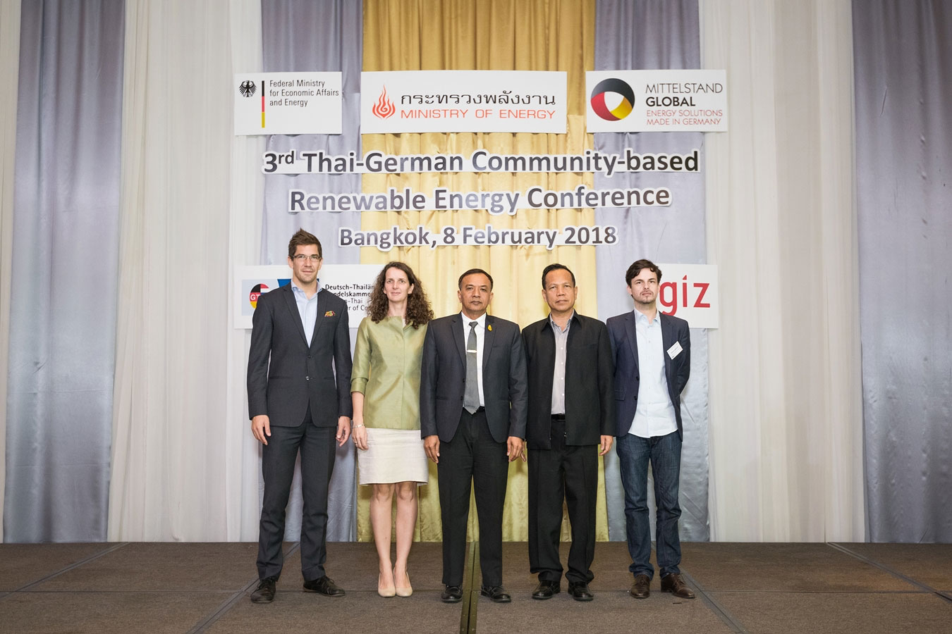 Thai communities and renewable energy providers collaborate