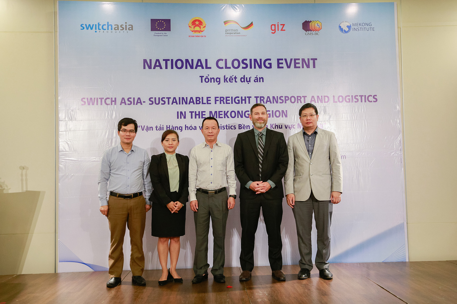 European Union upgrades transportation business to boost green freight and logistics in Vietnam