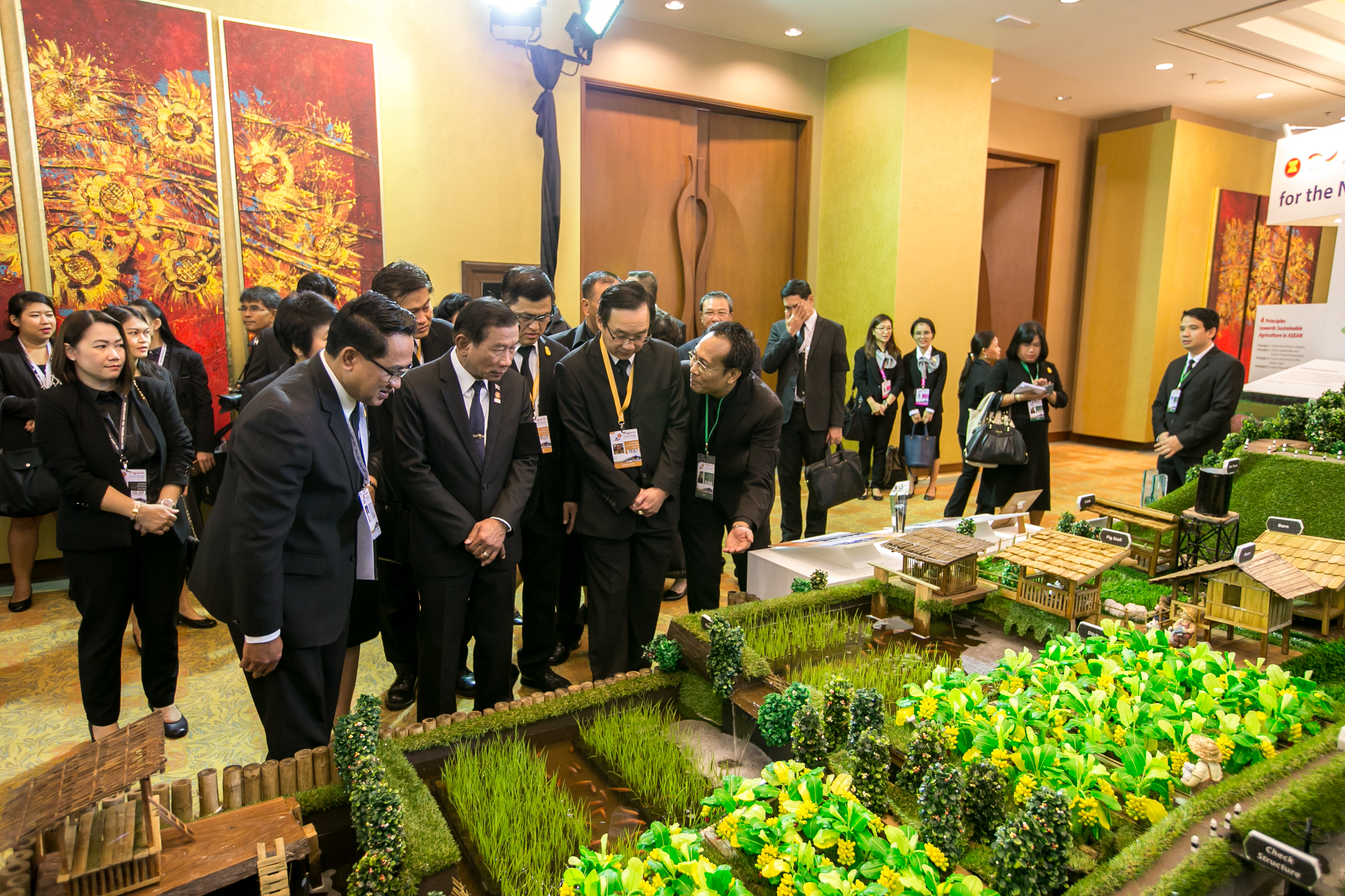 ASEAN-German agriculture project generates EUR 98m of additional income for 125,000 farmers
