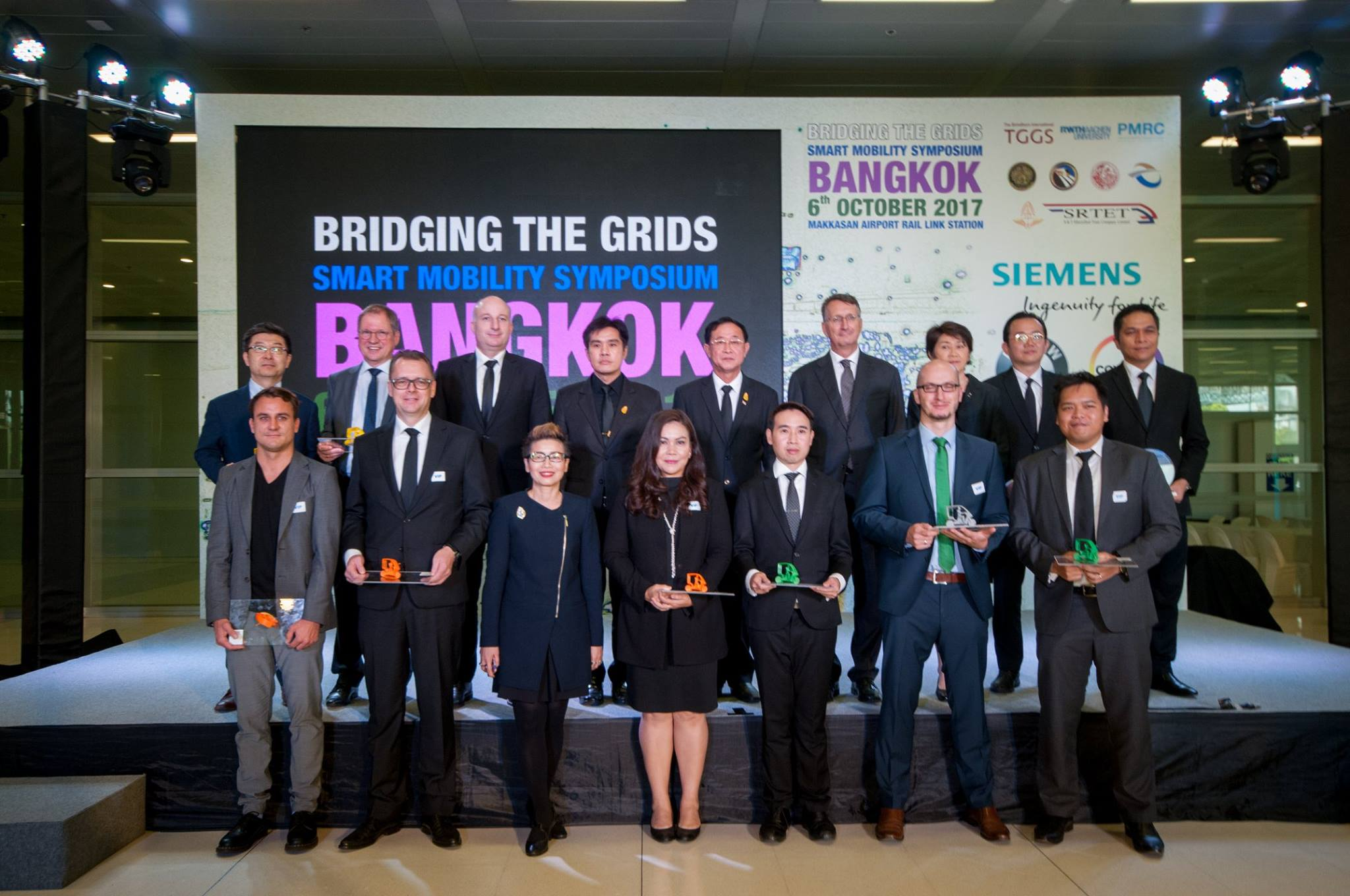 """Bridging the Grids"" - the 1st Smart Mobility Symposium in Bangkok, Thailand"