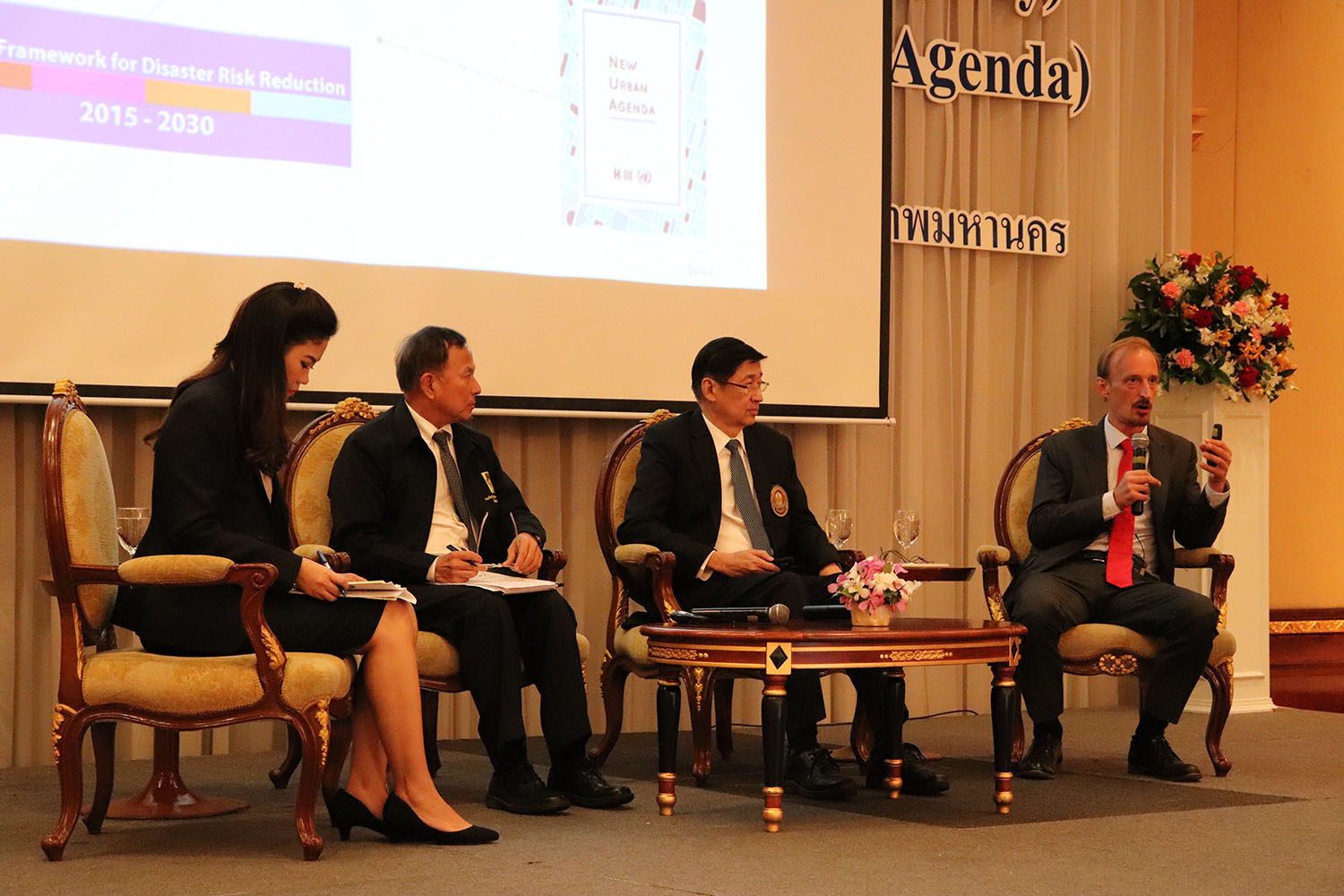 """Climate Change and Urban Planning: Speaking about """"Urban Adaptation"""" on World Town Planning Day"""