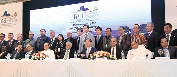 Sustainable solutions for Asian cities through innovative and Integrated resource management