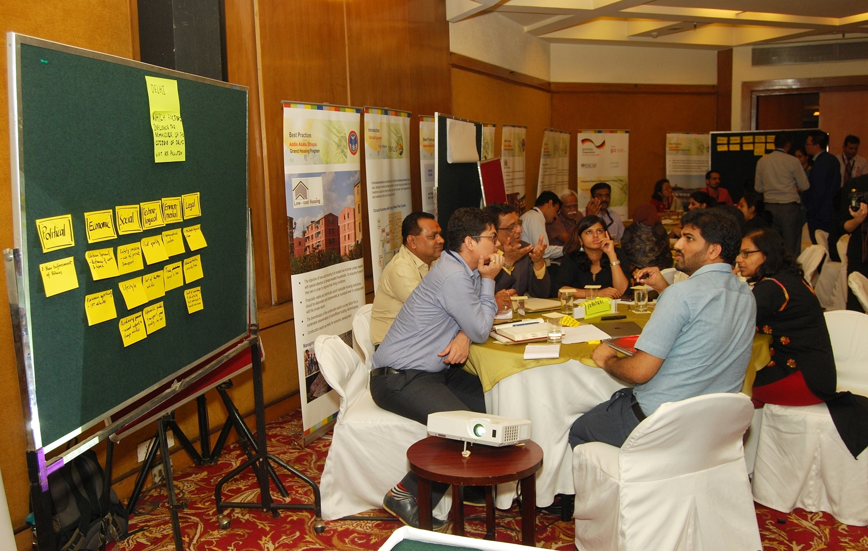 Urban Nexus Training and Training of Trainers carried out for Indian