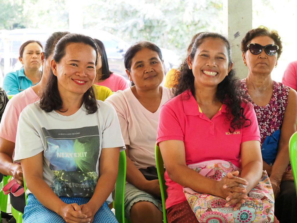 Bigger smiles from rice farmers at 'Kula crying field'