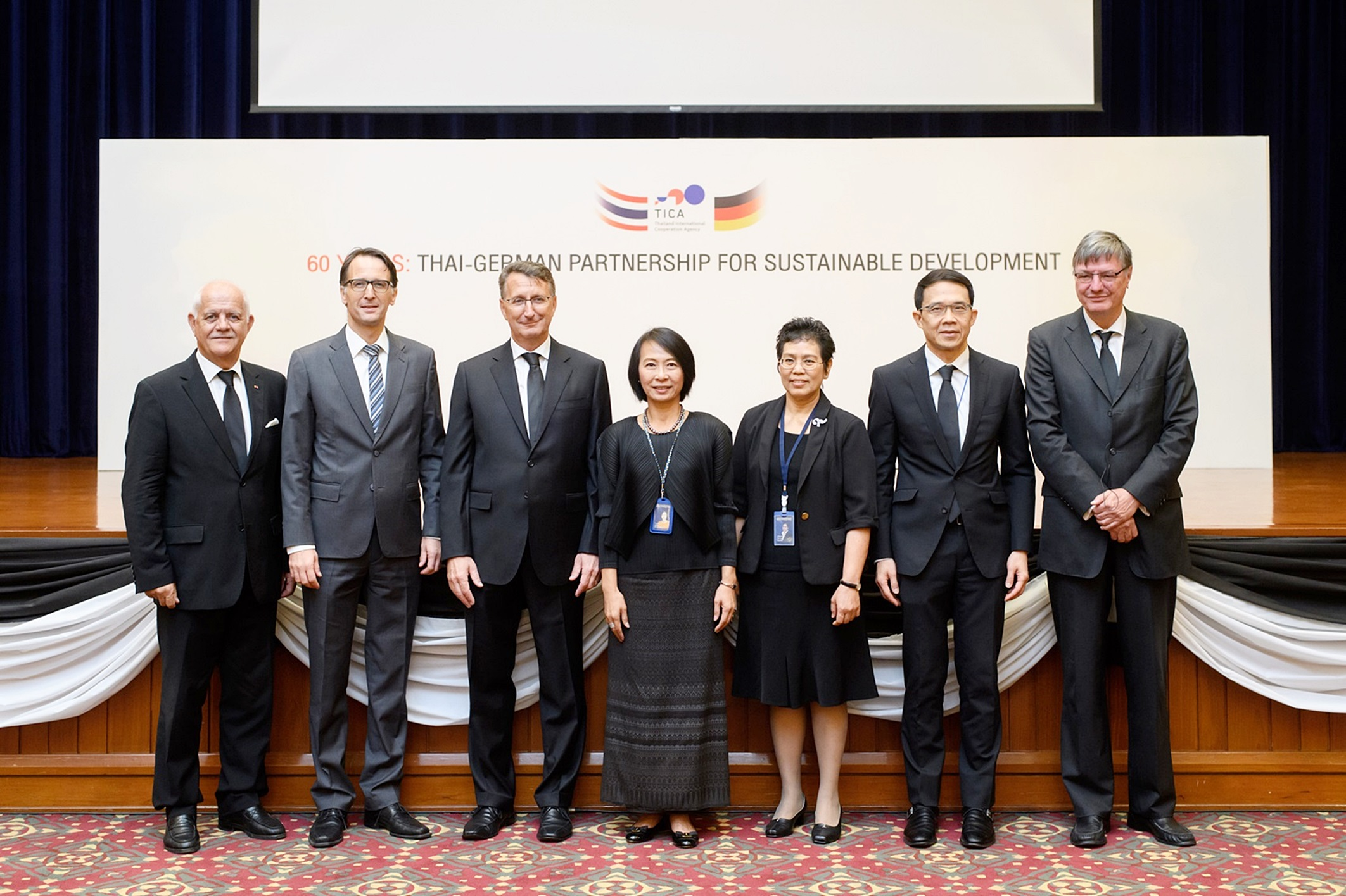 Thailand and Germany Jointly Celebrate 60 Years of Successful Cooperation for Sustainable Development