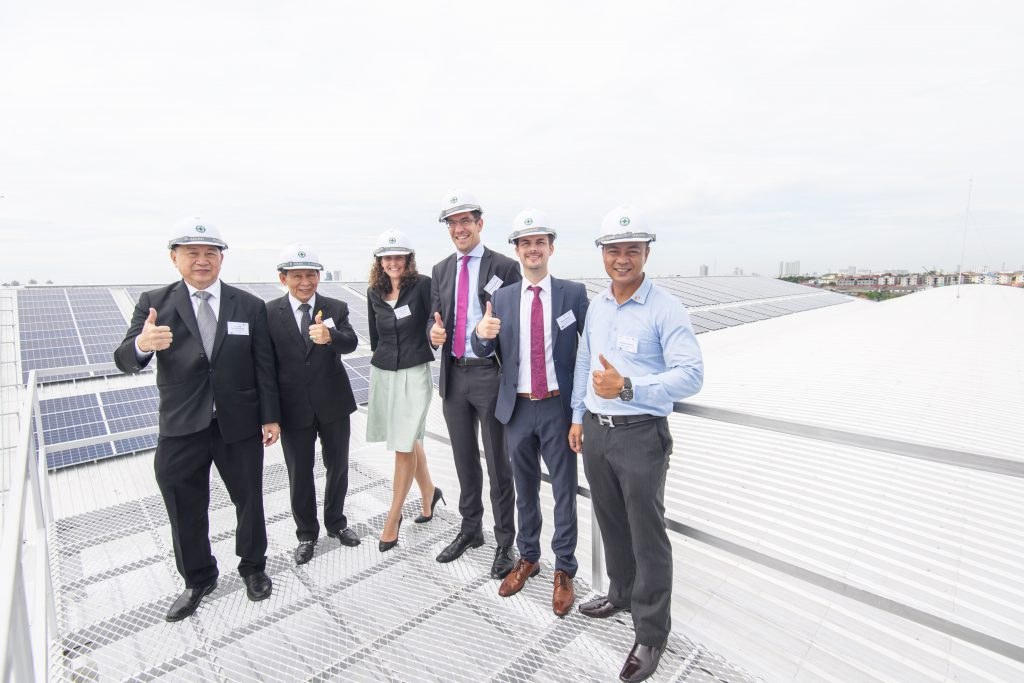 Thailand's businesses go for the sun - Solar energy is competitive!