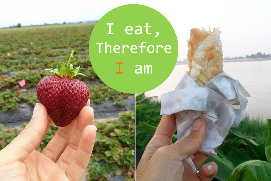 'I eat, therefore I am' new Facebook page suggests alternatives on how we eat responsibly