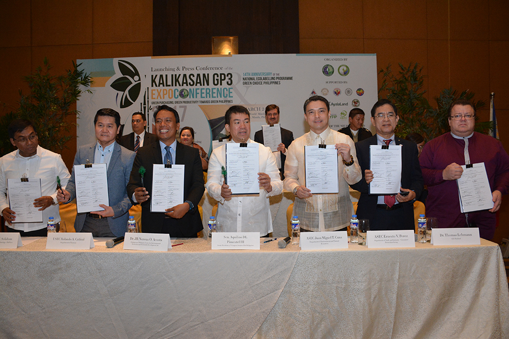 Advance SCP joins Kalikasan GP3 Conference launch in the Philippines