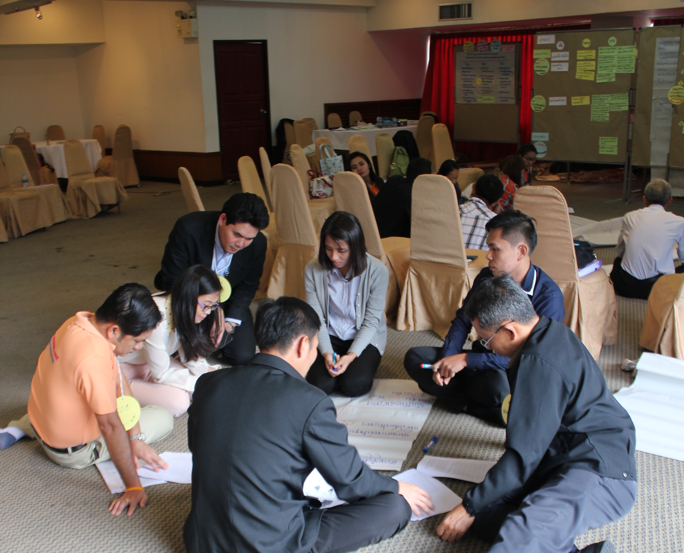 Training on Integration of Climate Change Aspects for Provincial and Municipal Development Planning: Step 3 – Development of Approach/Plan
