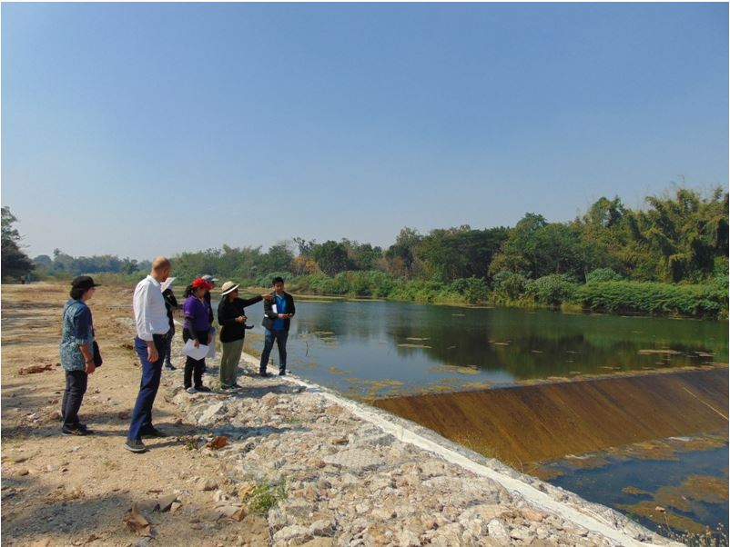 Feasibility Study for Proposed Ecosystem-Based Adaptation Measures - Lum Pha Chi Sub-River Basin