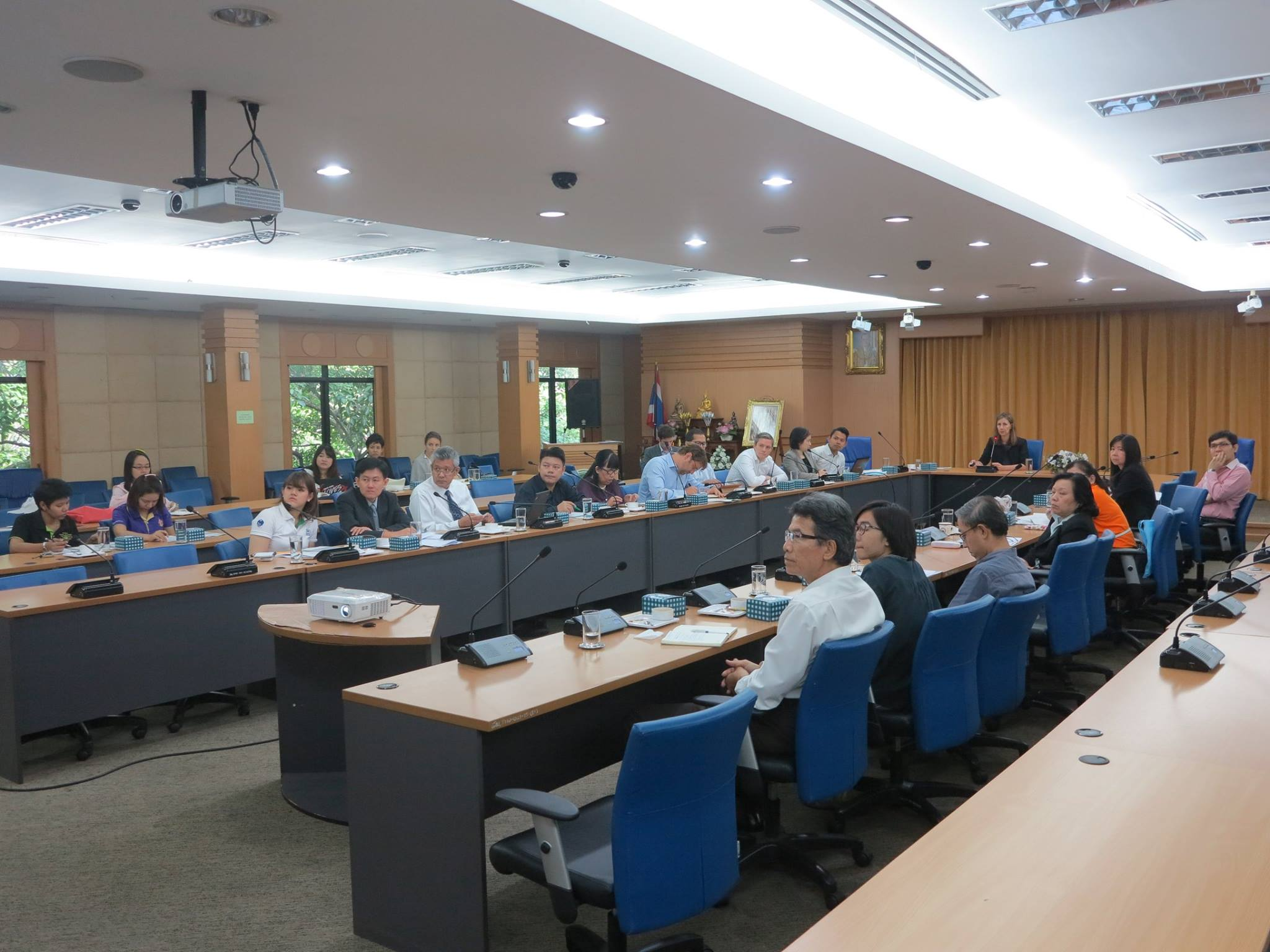 "Validation Meeting ""Improving Energy Efficiency through stimulation of Thai ESCO market: Discussion of the draft NAMA proposal"""