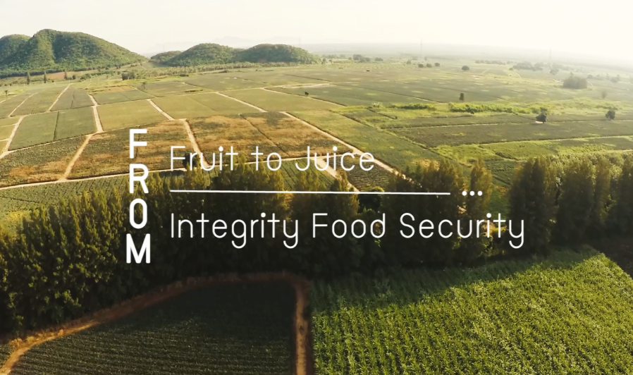From Fruit to Juice: From Integrity to Food Security