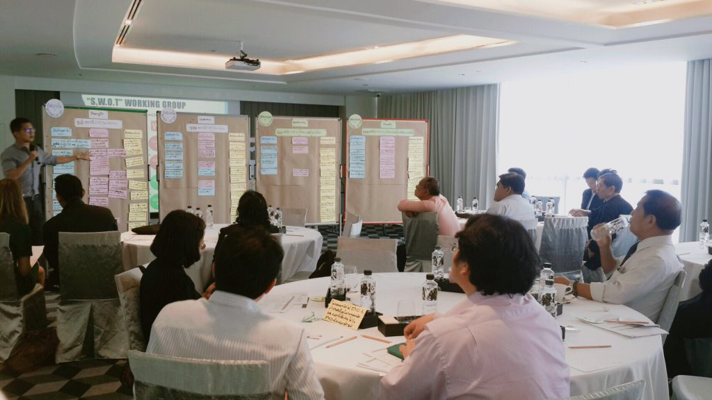 """Workshop on """"Framing the Roadmap for ESCO Facilitation Approach in Thailand"""""""