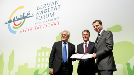 GIZ Nexus Delegation Attends IFAT and German Habitat Forum