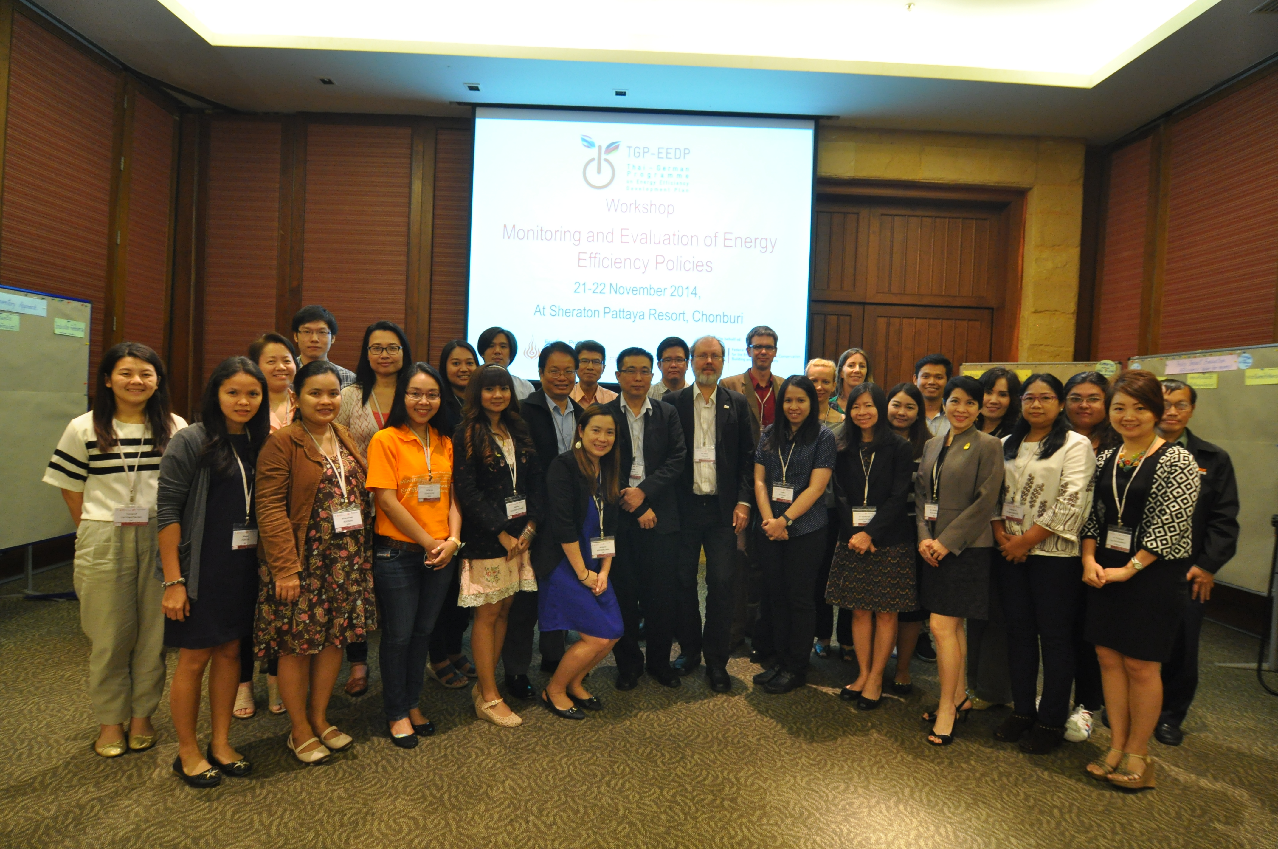 Workshop on Monitoring and Evaluation of Energy Efficiency Policies