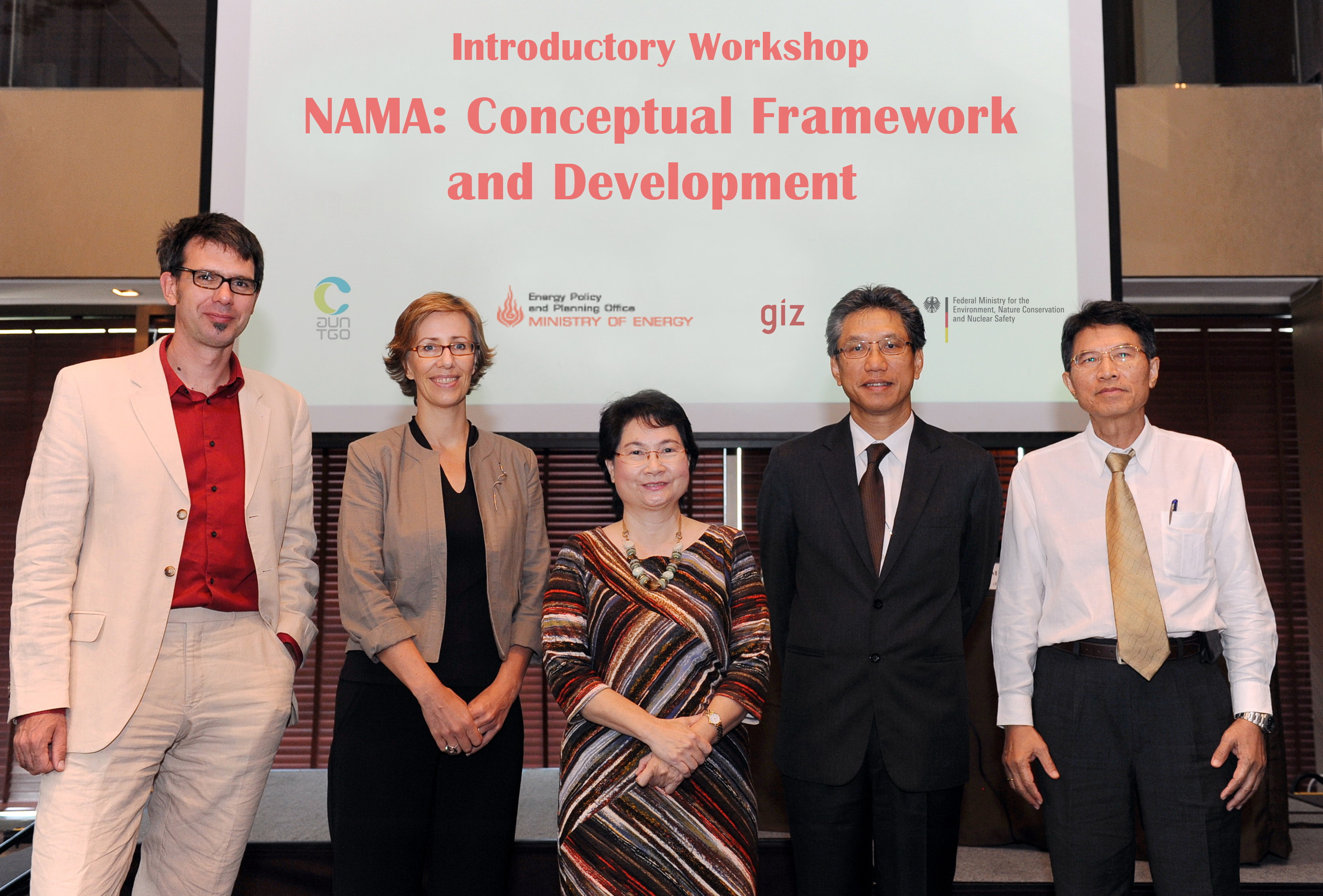 Introductory Workshop - NAMA: Conceptual Framework and Development