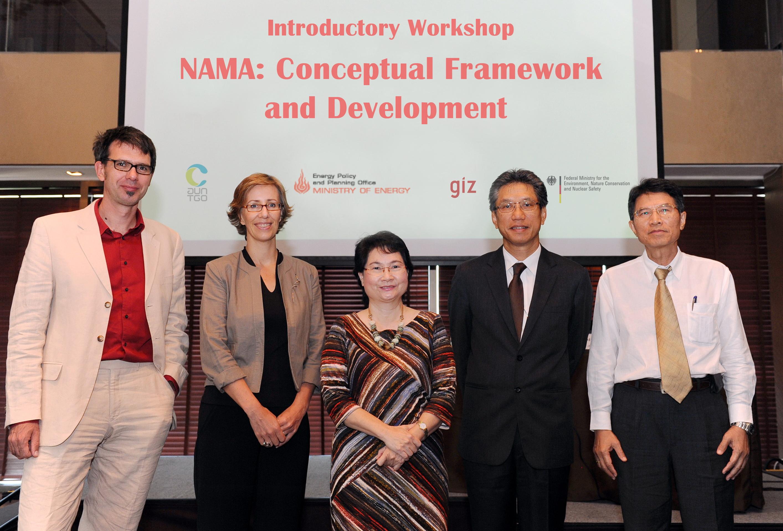 Introductory Workshop - NAMA: Conceptual Framework and Development