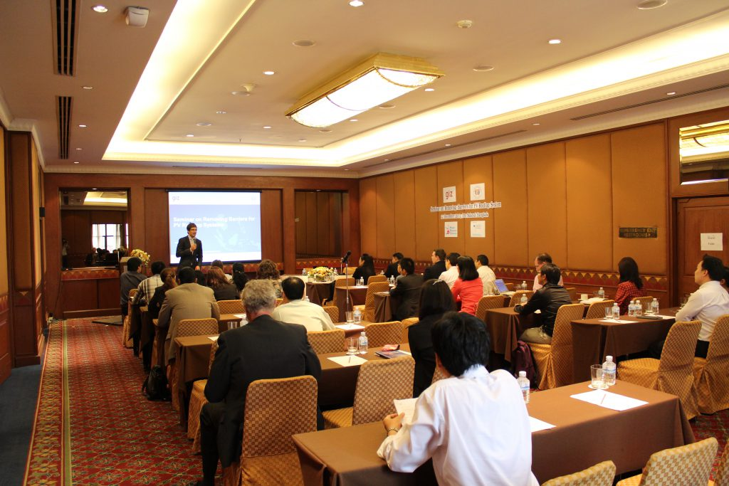 Seminar on Removing Barriers for PV Rooftop System
