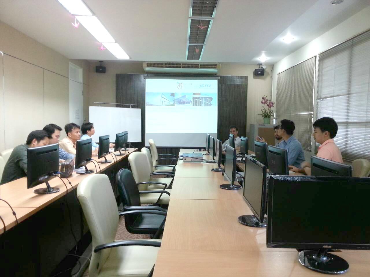 BEC Database Training