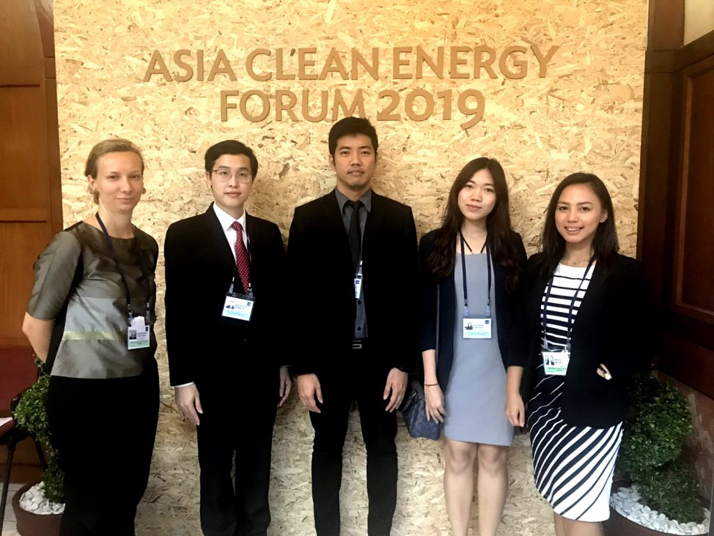 Asia Clean Energy Forum 2019: Increasing the scale of clean energy implementation