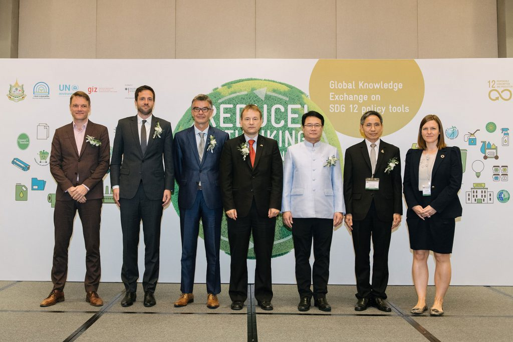 Thailand and Germany push global knowledge exchange to rethink Circular Economy