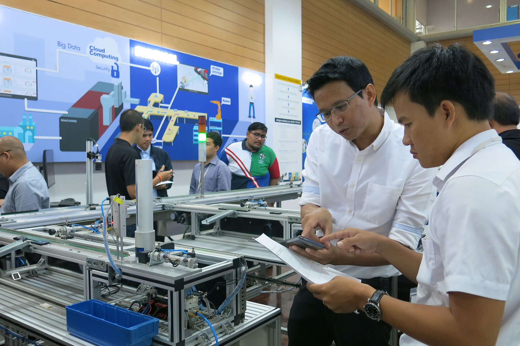 9 ASEAN countries and Timor Leste notch up innovative teaching and learning methods for Industry 4.0