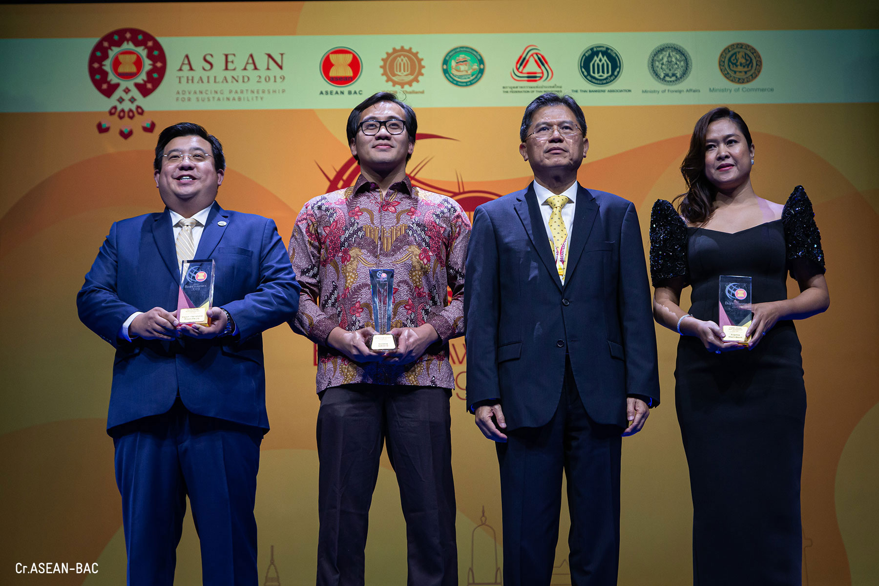 First companies recognised in skills development category of the ASEAN Business Award