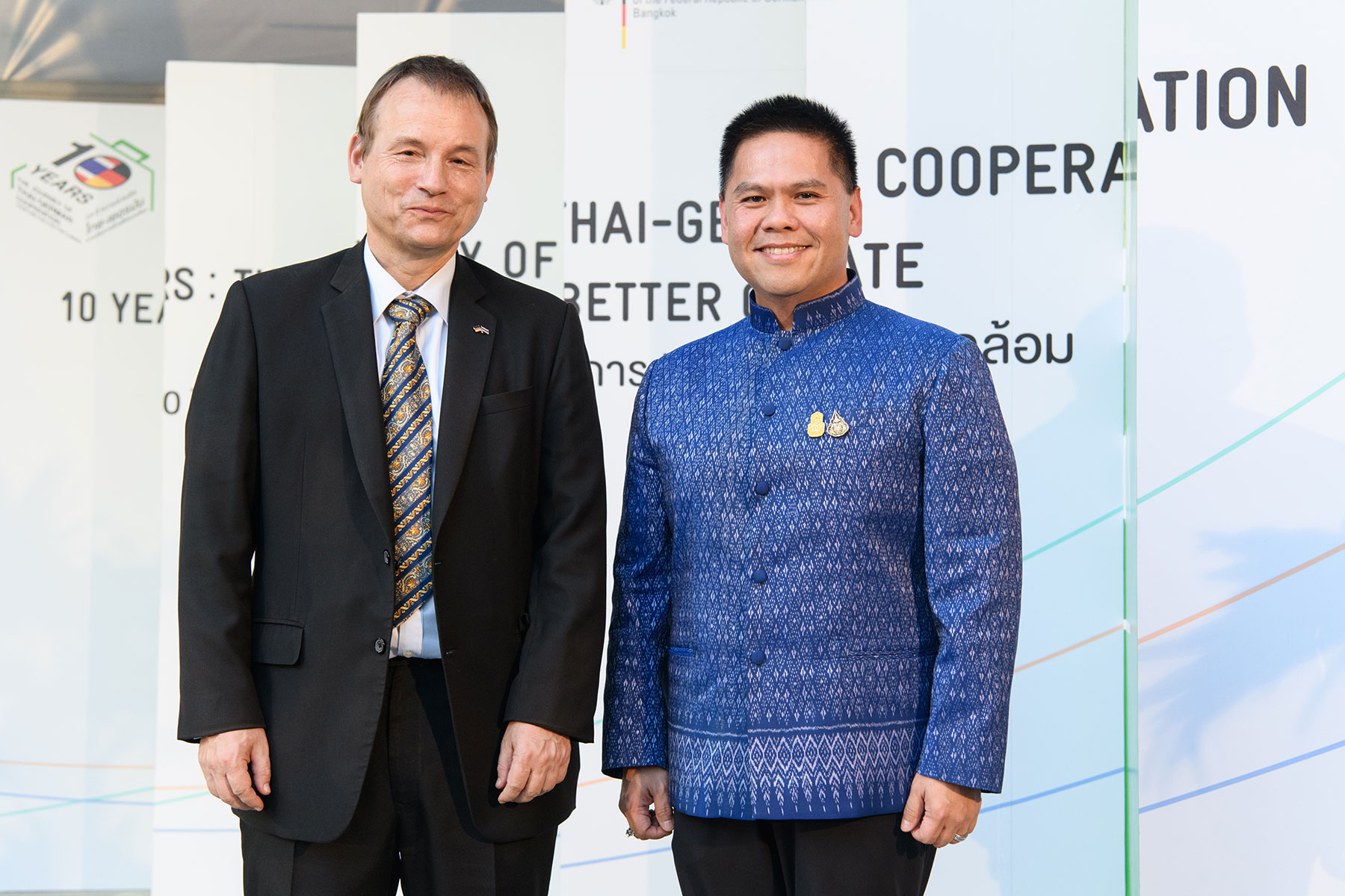 Thailand and Germany Celebrate 10 Years of Cooperation on Climate and Environment, Boosting Forces to Combat Climate Change