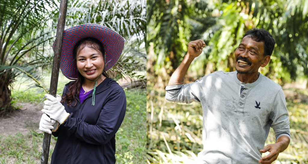 Souls from the South: Making oil palm plantations sustainable is the 'only way forward'