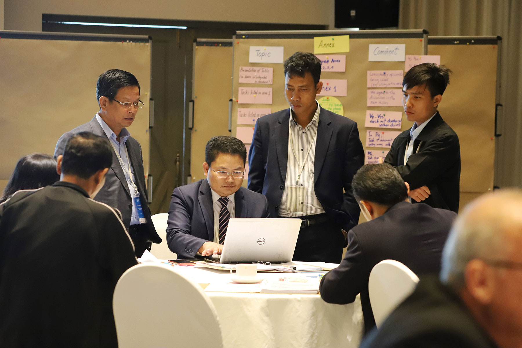 6 ASEAN countries meet to intensify green skills and vocational disciplines in Regional TVET Teacher Standard