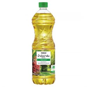 Palm Olein Oil in Tesco (Tesco) is the first palm oil in Thailand to have received on-pack RSPO trademark and is available in supermarkets.